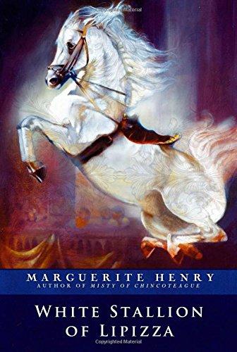 9781481403917: White Stallion of Lipizza