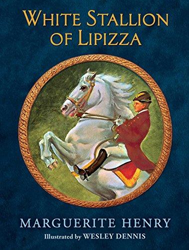 9781481403924: White Stallion of Lipizza
