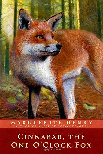 Cinnabar, the One O'Clock Fox: Henry, Marguerite