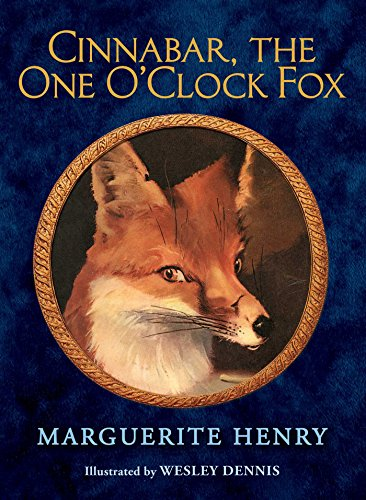 9781481404013: Cinnabar, the One O'Clock Fox