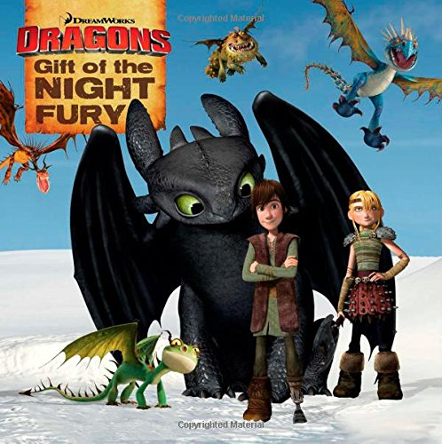 9781481404365: Gift of the Night Fury (Dreamworks Dragons)
