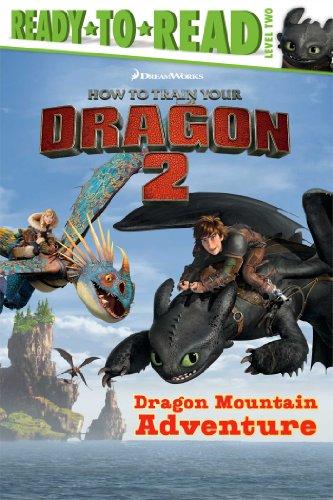 9781481404402: Dragon Mountain Adventure (Ready-to-Read. Level 2)