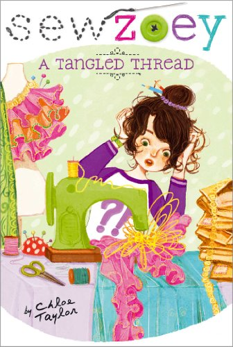 9781481404433: A Tangled Thread (Sew Zoey)