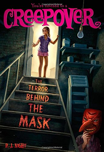 9781481404600: The Terror Behind the Mask (You're invited to a Creepover)