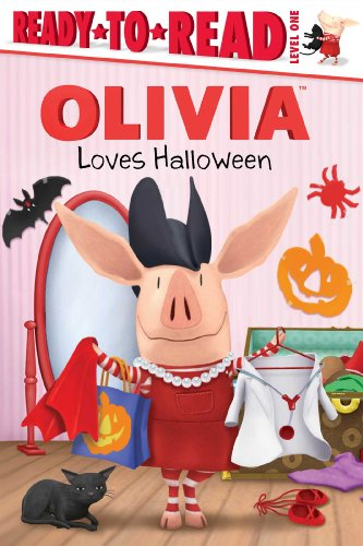 9781481404624: OLIVIA Loves Halloween (Olivia TV Tie-in)