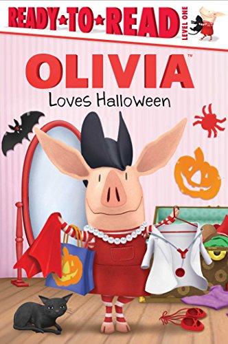 9781481404631: OLIVIA Loves Halloween (Olivia TV Tie-in)