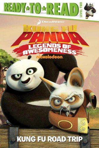 9781481404891: Kung Fu Road Trip (Kung Fu Panda TV)