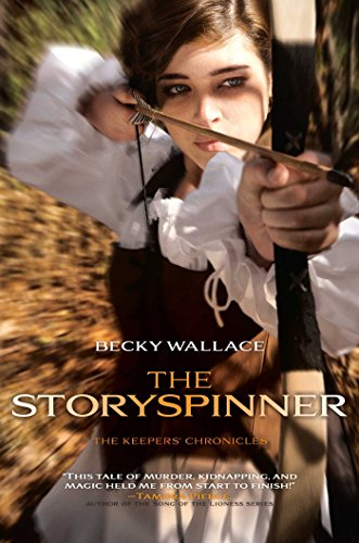 9781481405652: The Storyspinner (The Keepers' Chronicles)