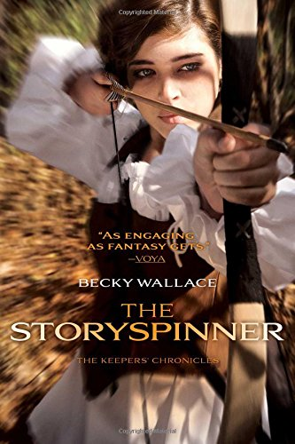 9781481405669: The Storyspinner (The Keepers' Chronicles)