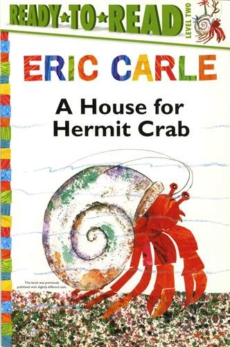9781481409155: A House for Hermit Crab (Ready-to-Read. Level 2)