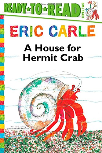 9781481409162: A House for Hermit Crab (The World of Eric Carle)