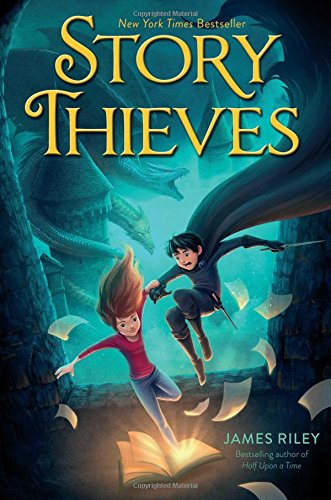 9781481409193: Story Thieves