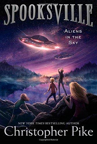 9781481410595: Aliens in the Sky (Spooksville)