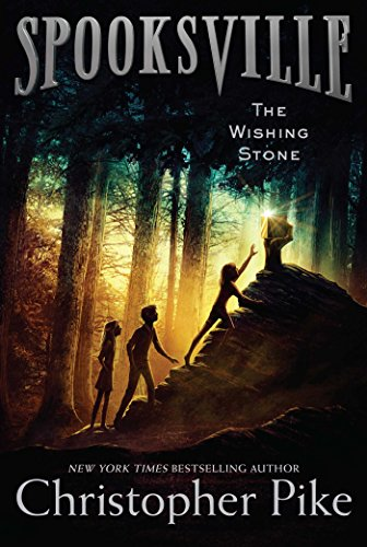 9781481410847: The Wishing Stone (Spooksville)