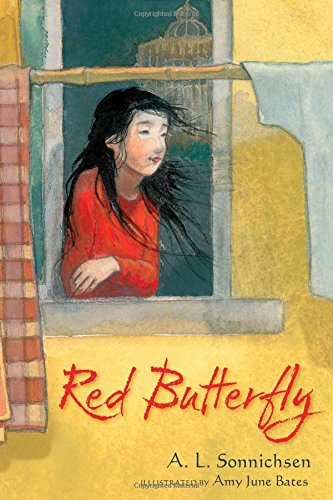 9781481411097: Red Butterfly