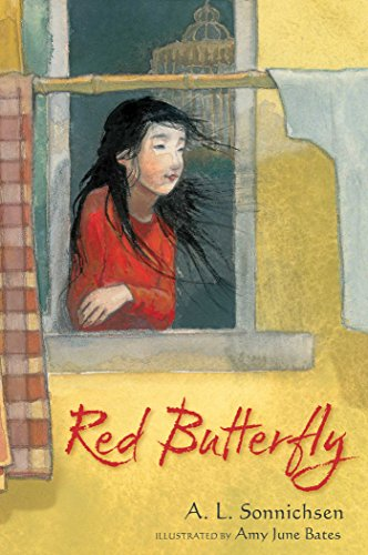 9781481411103: Red Butterfly