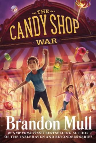 The Candy Shop War: Mull, Brandon