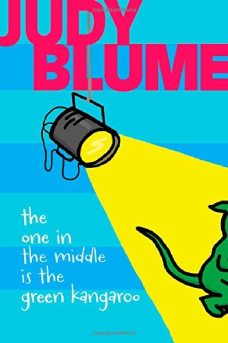 The One in the Middle Is the Green Kangaroo: Judy Blume