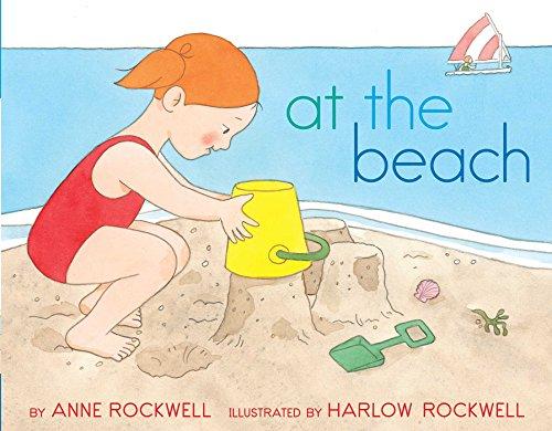 9781481411332: At the Beach