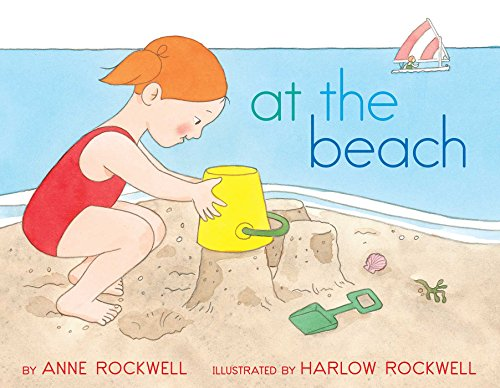 9781481411349: At the Beach