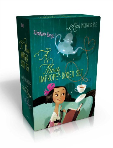 9781481411509: A Most Improper Boxed Set: Stolen Magic/Renegade Magic/Kat, Incorrigible