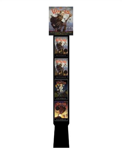 9781481412490: Battle for Wondla Mixed Floor Display Prepack 12 (Search for Wondla)