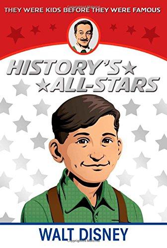 9781481413749: Walt Disney (History's All-Stars)