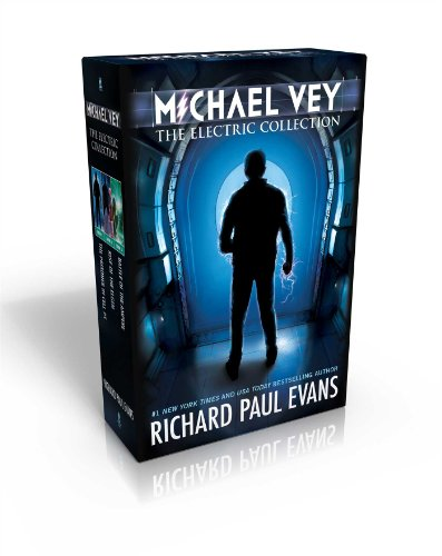 Michael Vey the Electric Collection: The Prisoner of Cell 25 / Rise of the Elgen / Battle...