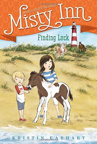 9781481414227: Finding Luck (Marguerite Henry's Misty Inn)