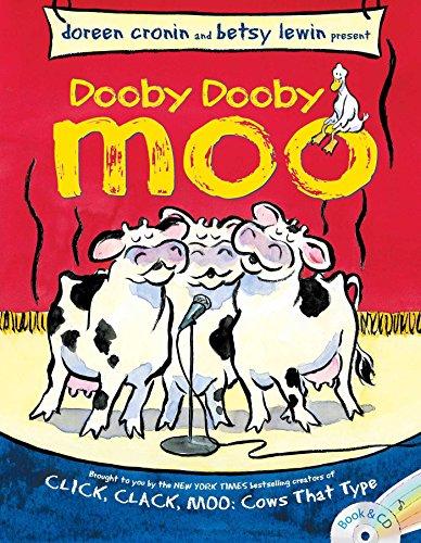 9781481414562: Dooby Dooby Moo (A Click Clack Book)