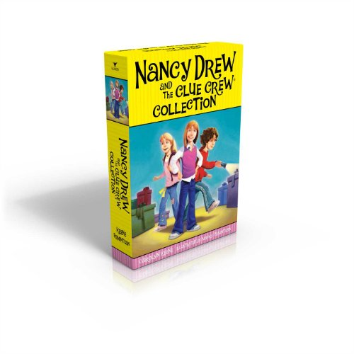 9781481414722: The Nancy Drew and the Clue Crew Collection: Sleepover Sleuths; Scream for Ice Cream; Pony Problems; The Cinderella Ballet Mystery; Case of the Sneaky Snowman
