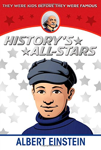 9781481414968: Albert Einstein (History's All-Stars)
