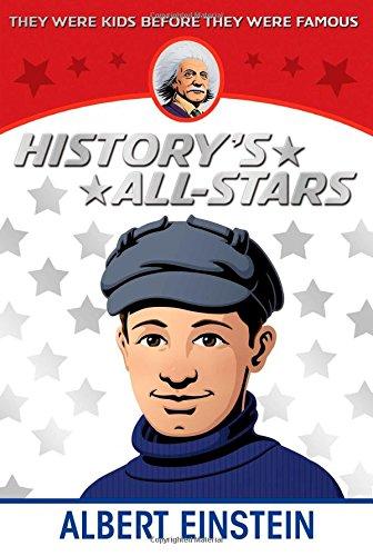 9781481414975: Albert Einstein (History's All-Stars)