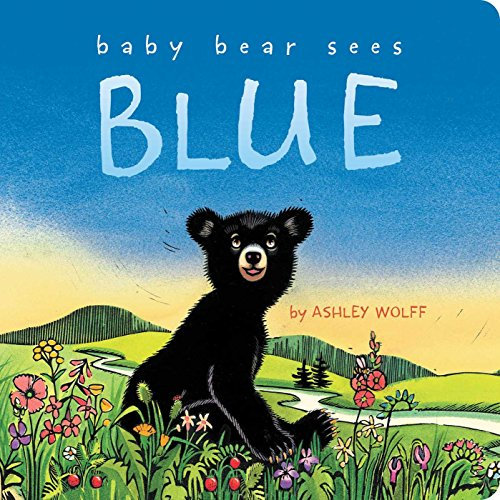 9781481415033: Baby Bear Sees Blue