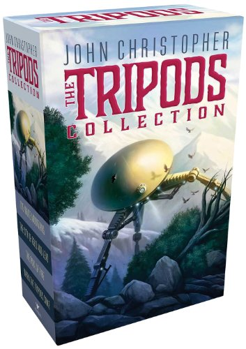 The Tripods Collection: The White Mountains; The City of Gold and Lead; The Pool of Fire; When the Tripods Came 9781481415057 The Tripods' rule is complete: the classic alien trilogy and its prequel are now available in a collectible paperback boxed set. In Will