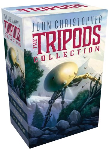 9781481415064: The Tripods Collection: The White Mountains; The City of Gold and Lead; The Pool of Fire; When the Tripods Came