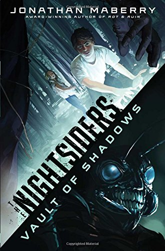 9781481415781: Vault of Shadows (The Nightsiders)