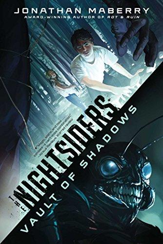 9781481415798: Vault of Shadows (The Nightsiders)