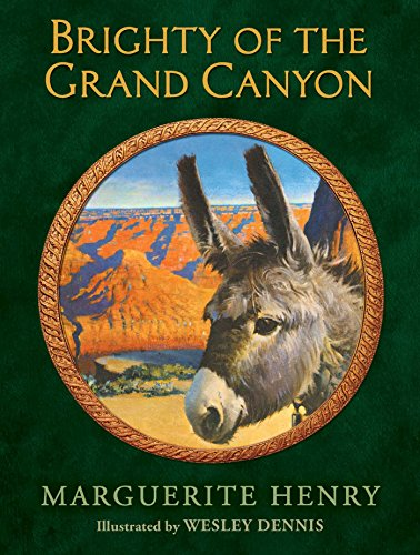 9781481415828: Brighty of the Grand Canyon