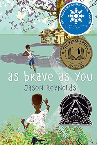 9781481415903: As Brave As You (Ala Notable Children's Books. Older Readers)