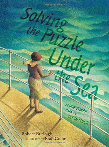 9781481416009: Solving the Puzzle Under the Sea: Marie Tharp Maps the Ocean Floor