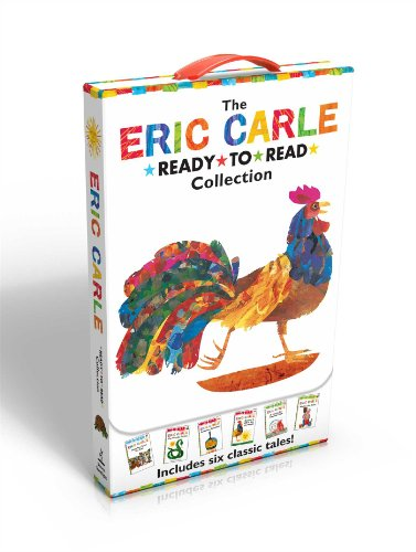 The Eric Carle Ready-to-Read Collection: Have You Seen My Cat?; The Greedy Python; Pancakes, ...