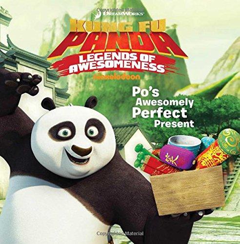 Po's Awesomely Perfect Present (Kung Fu Panda TV): Simon Spotlight