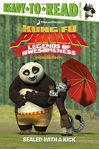 Sealed with a Kick (Kung Fu Panda TV): Maggie Testa and Style Guide