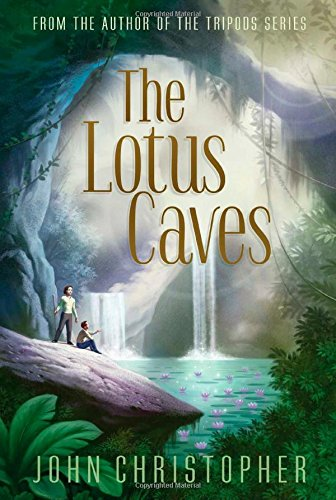 9781481418386: The Lotus Caves