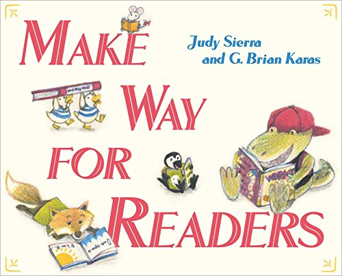 9781481418515: Make Way for Readers