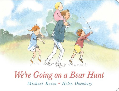 9781481419246: We're Going on a Bear Hunt: Lap Edition