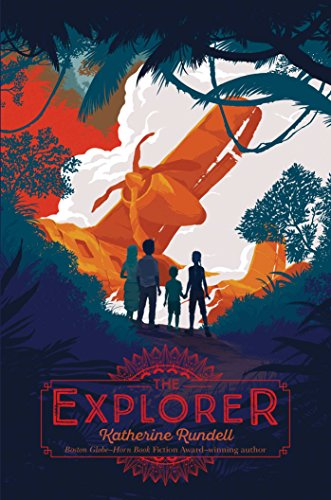 9781481419468: The Explorer