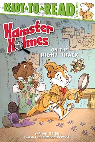 Hamster Holmes, On the Right Track: Sadar, Albin