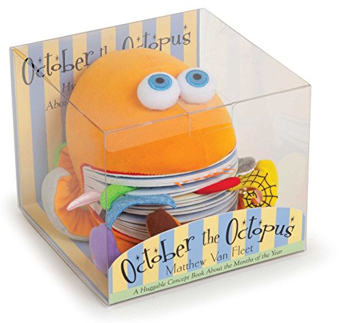 9781481420471: October the Octopus: A Huggable Concept Book about the Months of the Year